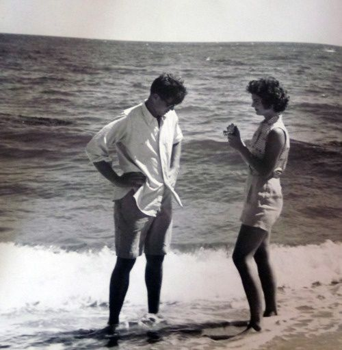 """Jacqueline Kennedy said after her husband's death - """"I know I was the one he loved"""" in a reference to all the rumors that she endured of his philandering.:"""