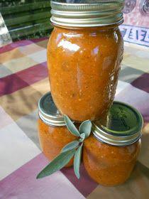 Verboten gut ⚠: Hausgemachtes Tomatensugo
