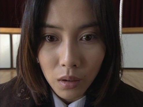 美しい中谷美紀と渡部篤郎の共演画像