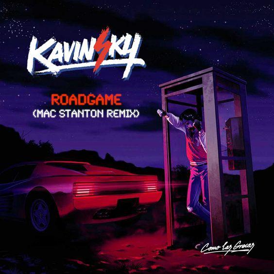 road game kavinsky  free