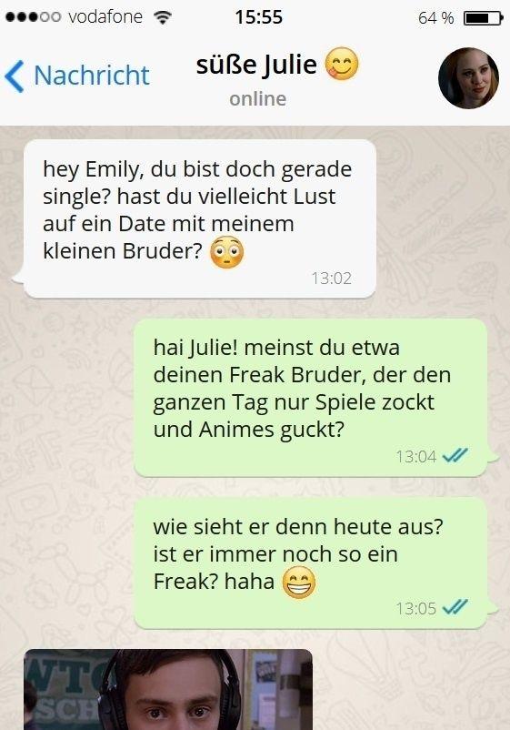 Julies Bruder Will Eine Freundin Haben In 2020
