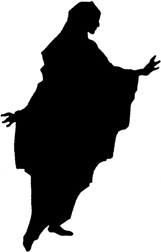 13th Century Fashion Silhouette