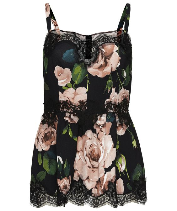 Flowery Dolce & Gabbana Top