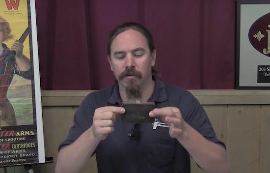 Video: deze portemonnee is eigenlijk een vuurwapen