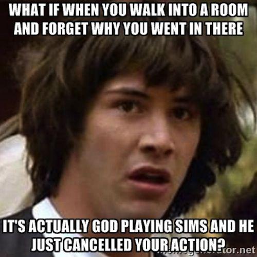 conspiracy keanu, keanu reeves meme | funny | Pinterest ...