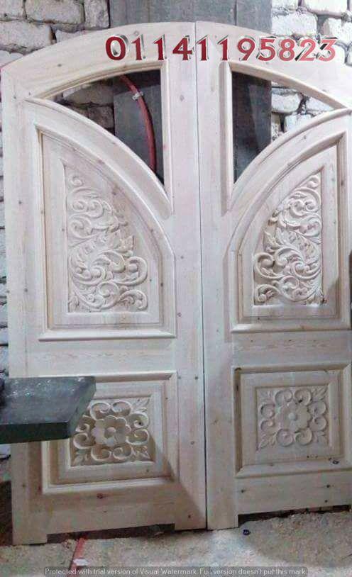 اشكال ابواب خشب Home Decor Decor Furniture