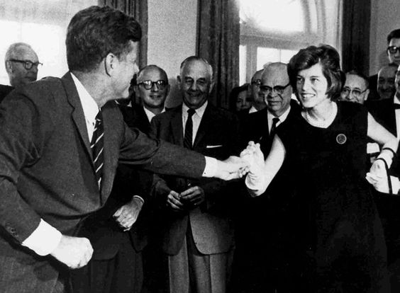 JFK and Eunice Shriver were early advocates for legislation for people with intellectual disabilities.