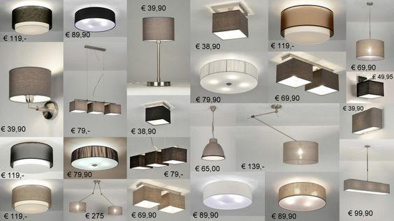 Moderne landelijke wandlampen plafondlampen hanglampen met stoffen kap voor slaapkamer of for Deco woonkamer moderne woonkamer