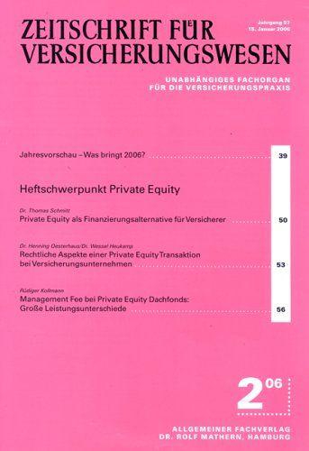 Zeitschrift Fuer Versicherungswesen  http://www.allmagazinestore.com/zeitschrift-fuer-versicherungswesen-2/