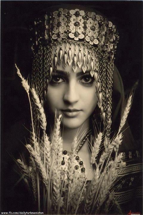 Turkoman Beauty - USED