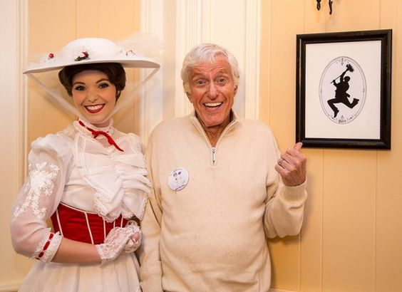 Disney Legend Dick Van Dyke recently celebrated his 90th birthday with a visit to Disneyland Park!