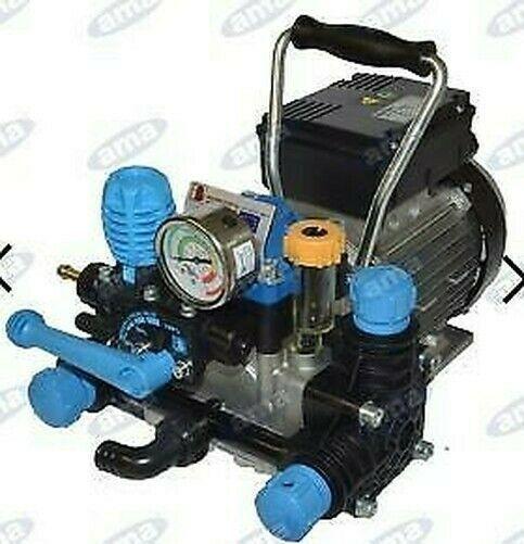 Elektrische Pumpe A 2 Membranen Mit Motor Elektrisch Fur Bewasserung 91560 Bewasserung Elektrisch Motor