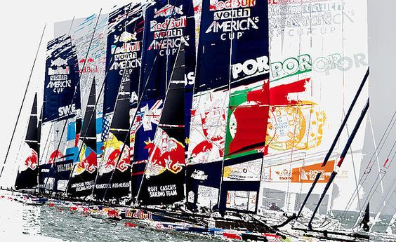 The Start: America S Cup, Bull America S, Cup Youth, Red Bull, Youth Series