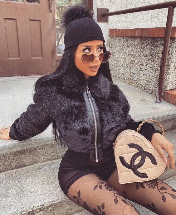 Amber choll on Instagram bratz fashion brat attitude revolve revolvearoundtheworld