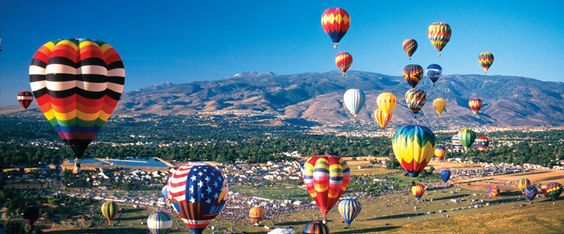 Great Reno Balloon Race Event | Reno Balloon Races