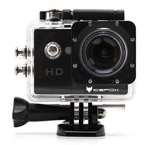 Sportkamera-icefox (TM) Outdoor-Action-wasserdichte Kamera, Full-HD-DVR, 1080p-Video, 12MP Auto-Recorder Tauchen Fahrrad Action Kamera 1.5 Zoll LCD-170 ° Weitwinkel (Schwarz) , http://www.amazon.de/dp/B00U8A18RG/ref=cm_sw_r_pi_dp_seeJxb046KNAK