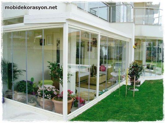 Veranda anbauen  kış bahçesi | Ev tasarımı | Pinterest | Winter garden, Verandas ...
