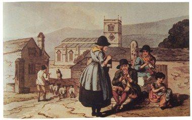TRICOCURSOS - A história do tricô irlandês