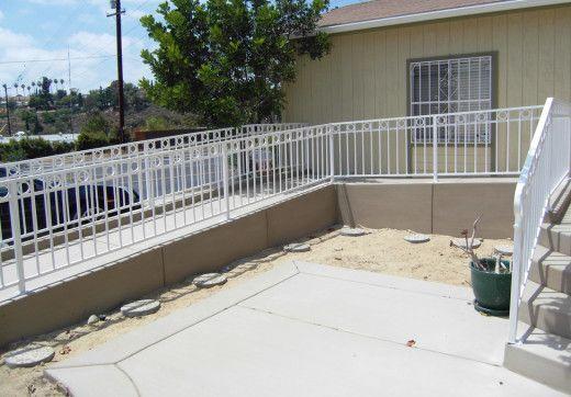 Block Walls In San Diego County Concrete Retaining Walls Block Wall Landscape Borders