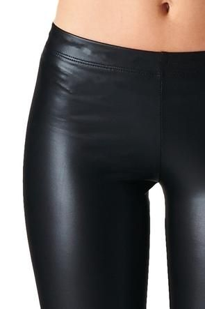 Best selling Zoe Leather Look Leggings Daily Chic Boutique