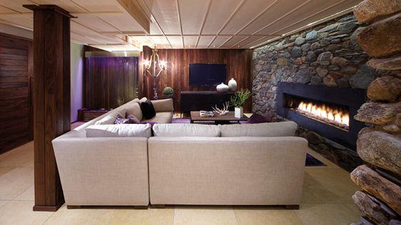 sous sol contemporain recherche google sous sol pinterest design forts et champions. Black Bedroom Furniture Sets. Home Design Ideas