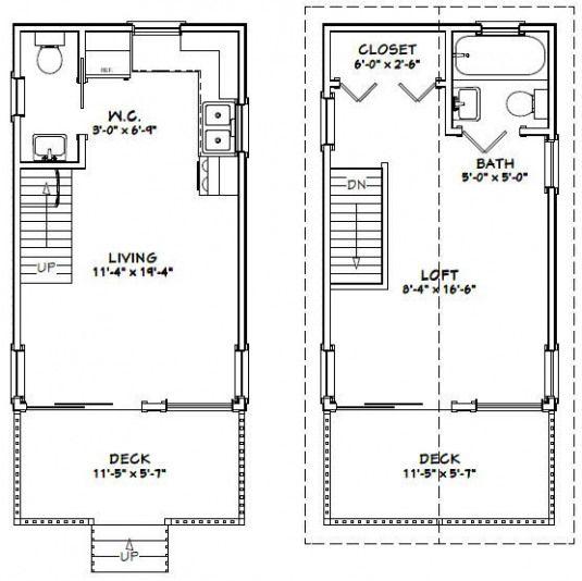 Pdf House Plans Garage Plans Shed Plans Shedplans Tiny House Floor Plans Small House Floor Plans Tiny House Plans