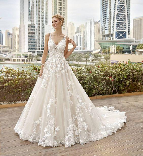 Mais 15 modelos de vestidos de noiva
