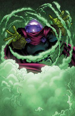 The Mystic Mysterio #Spiderman