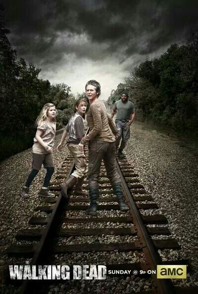 Walking dead - where is Judith?