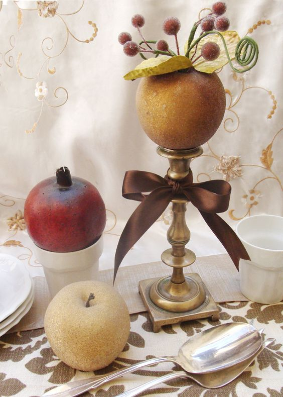 rosh hashanah food and drink