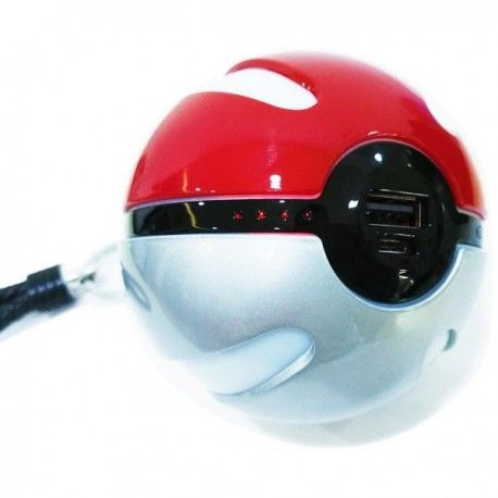¡No te quedes sin energía cuando sales de caza Pokémon! ¡Nuevo powerbank!