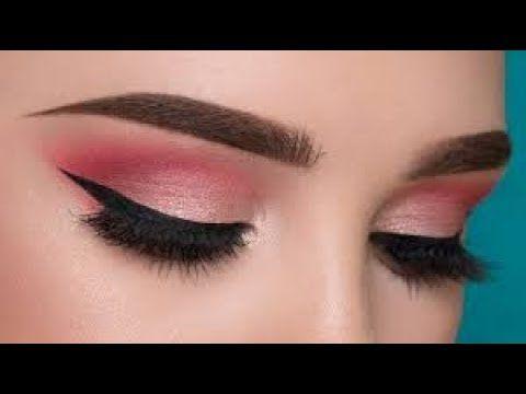 احلى ميك اب سهرة سواريه مكياج العيون العصرية رسم العين رسومات جميلة 2019 Https Youtu Be Cp6l1thg0 Maquiagens Faceis De Fazer Ideias De Maquiagem Sombra Rosa