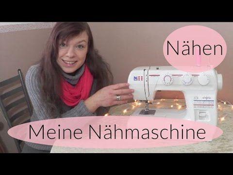 Meine Nahmaschine W6 N 1235 61 I Nahen Lernen Fur Anfanger I Welche Kaufen Finola 2016 Deutsch Youtube Nahmaschine Nahen Lernen W6 Nahmaschine