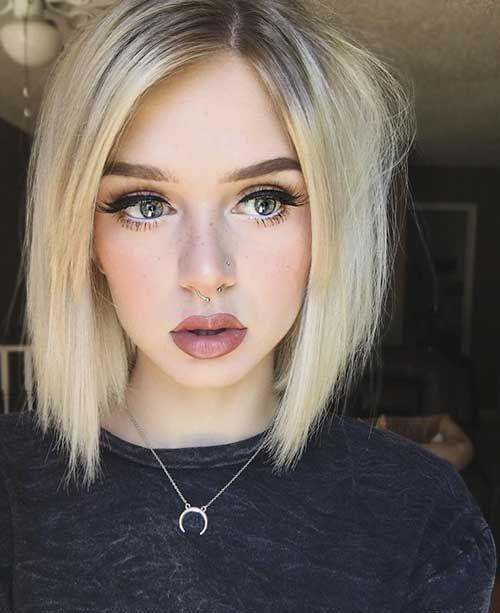 Cute Short Hairstyles Short Hair Styles Bold Makeup Looks Cute Hairstyles For Short Hair