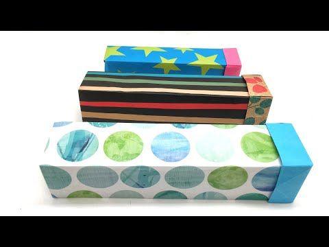 Octagonal Box - Modular Origami DIY Tutorial - 850 - YouTube | 360x480
