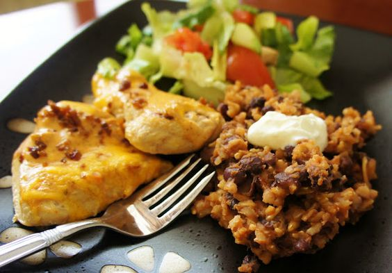 365 giorni di lenta cottura: ricetta per il fornello lento messicani fagioli neri e riso