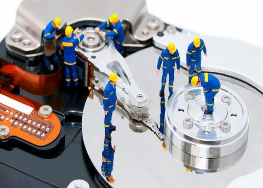How to Recover Data from External Hard Drive