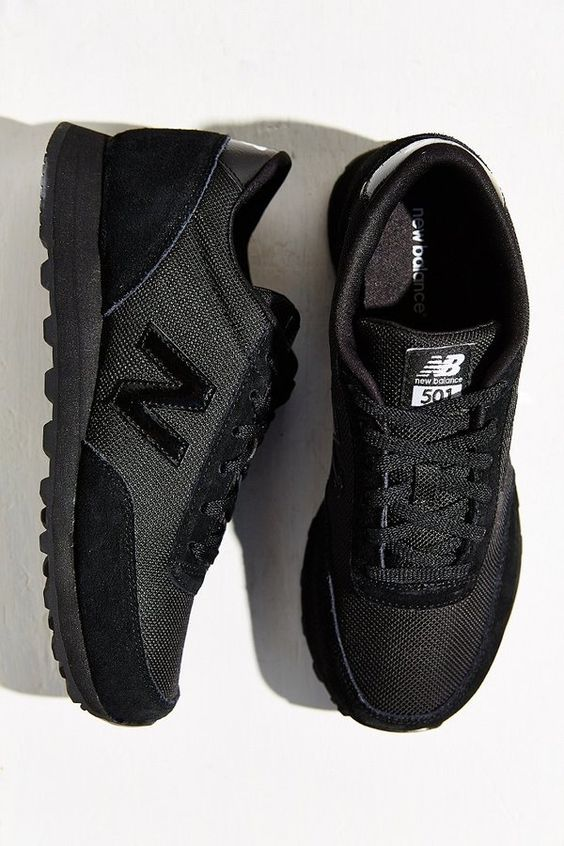nike chaussures d'enfants gros - X UO Black 501 Running Sneaker | Running Sneakers, New Balance and ...