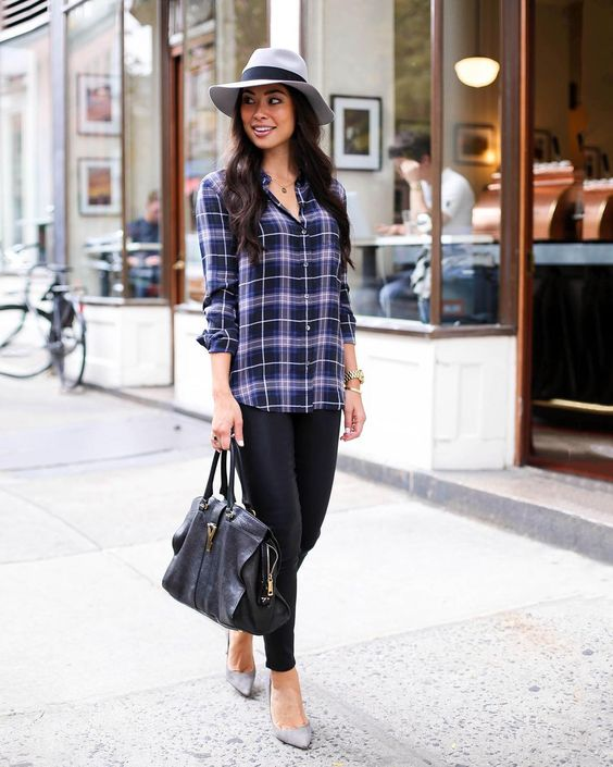 Talking about my favorite coated skinny jeans today on withlovefromkat.com. @nordstrom @liketoknow.it www.liketk.it/1NOlO #liketkit #ootd #nordstrom #skinnyjeans #plaid #fallstyle by kattanita