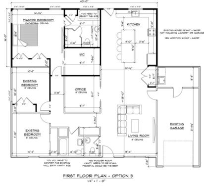 Remarkable Help House Remodeling Is This Good Floor Plan Houzz Largest Home Design Picture Inspirations Pitcheantrous