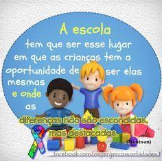 frases sobre educação inclusiva - Pesquisa Google