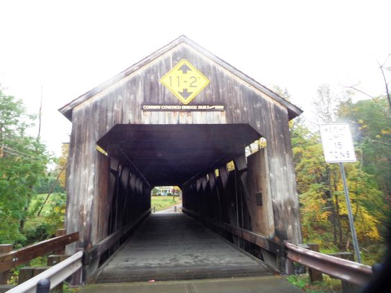 Conway,NH Covered Bridge
