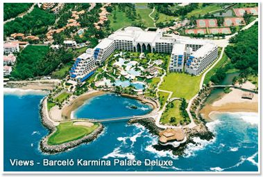 Barcelo Karmina Palace going this summer and staying at this hotel