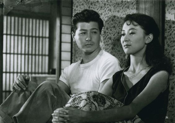 Early Spring (早春 sōshun) is a 1956 film by Yasujiro Ozu about a married office worker (Ryō Ikebe) who has a fling with a typist, a fellow commuter, and the fallout that ensues with his friends and wife (Chikage Awashima). The film stars Keiko Kishi as the typist.  At 144 minutes, the film is Ozu's longest extant film