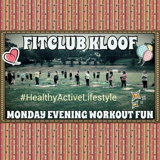 Getting fit and active. Reach your level 10 with FitClub Kloof fitclubkloof@gmail.com