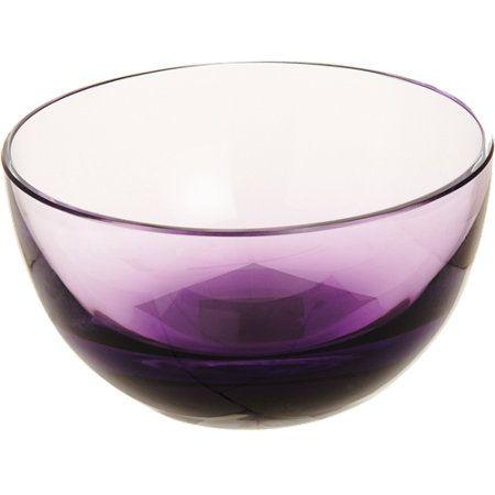 Nouvel Studios colored glass Orion Bowl