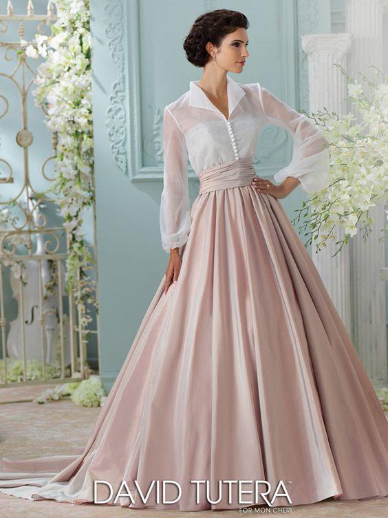Brautkleider im unteren Preissegment | miss solution Bildergalerie - Leora by DAVID TUTERA