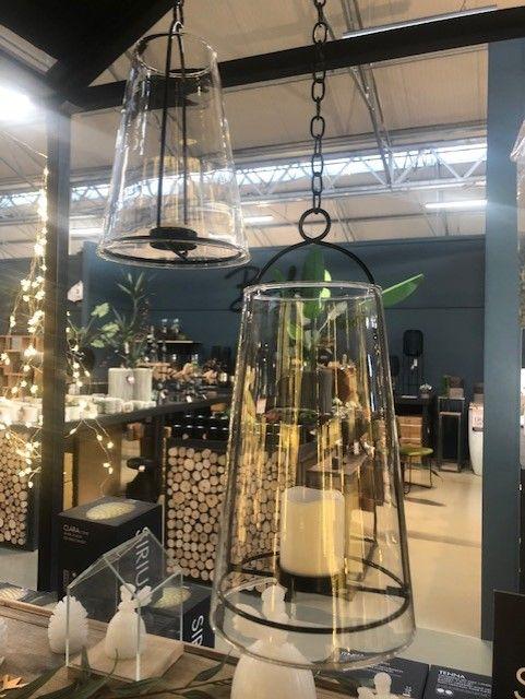 Gartenlaterne Aus Glas Mit Led Licht In 2020 Led Licht Laterne Garten Moderne Laternen