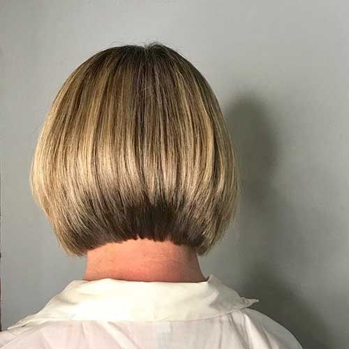 Short Haircuts For Women Over 50 Back View Hair Styles Womens Hairstyles Short Hairstyles For Women