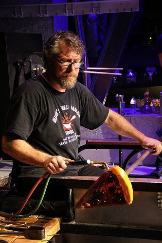 John Miller » Glass Artist - Habatat Galleries